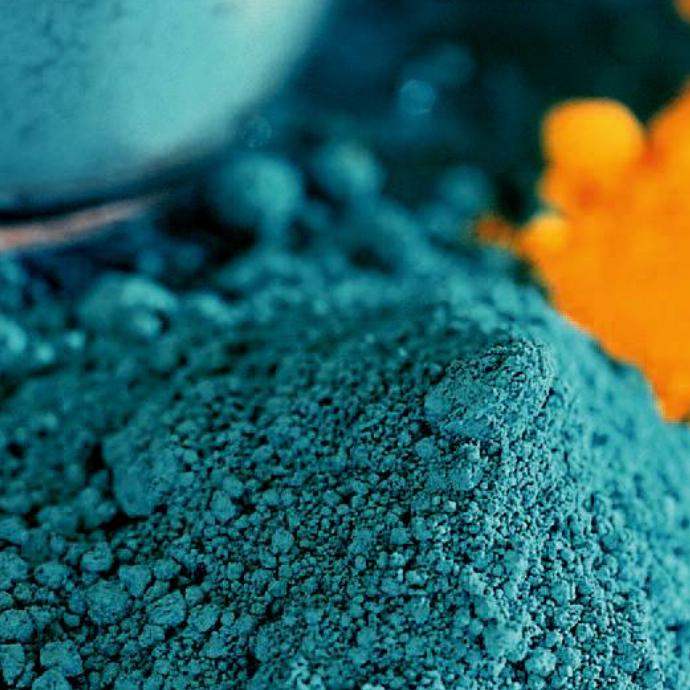 Sourcing en composants de la couleur